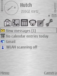 Темы для Nokia N73